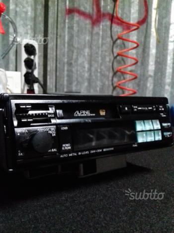 Autoradio alpine 7516L