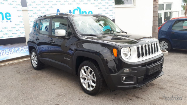 Jeep Renegade Jeep - Renegade 1.4 MULTIAIR LIMIT