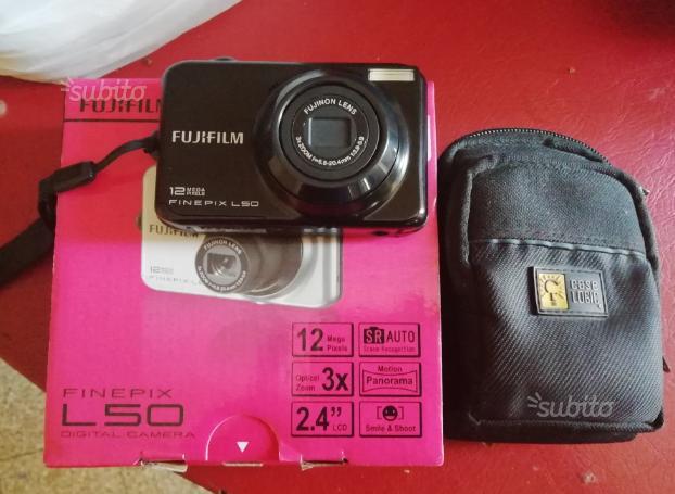 Fotocamera fujifilm 12 mpx