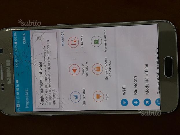 Samsung S6 - 64 gb
