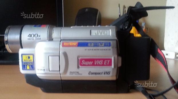 Videocamera analogica JVC GR-SXM607
