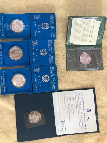 Monete repubblica italiana