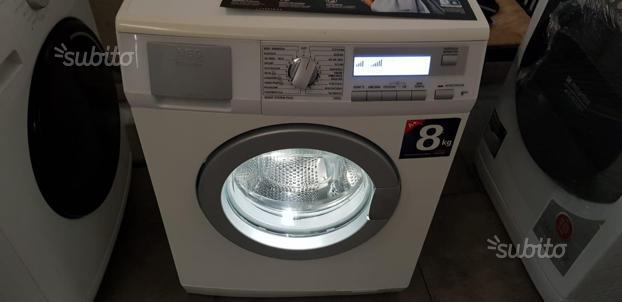 Lavatrice aeg electrolux 8kg