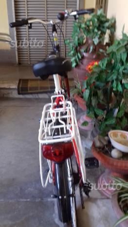 Bici in alluminio. Ultimo tipo . cambio Shimano