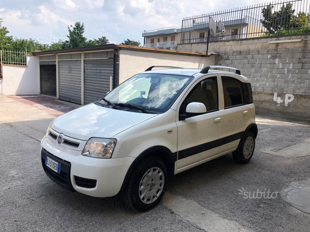 Fiat panda 2 serie 1.4 metano