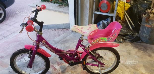 Bicicletta MARZANO bambina