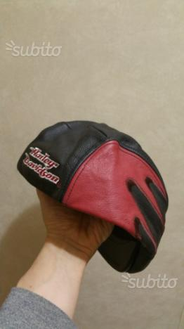 Cappello in pelle harley davidson coppola limited