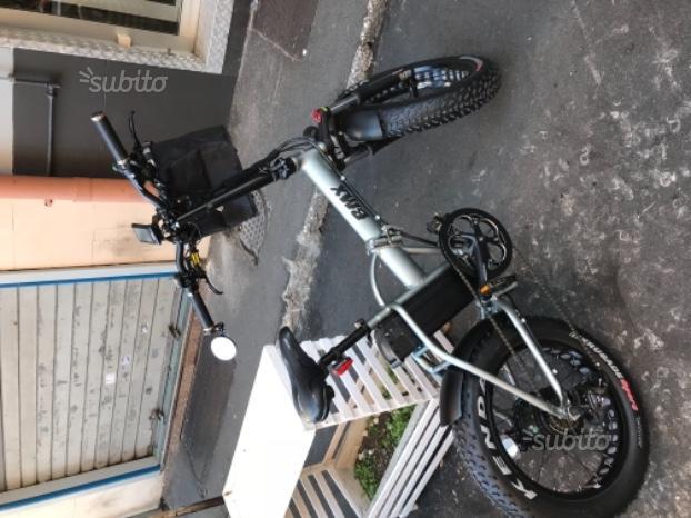Bicicletta elettrica Bmx 500 watt