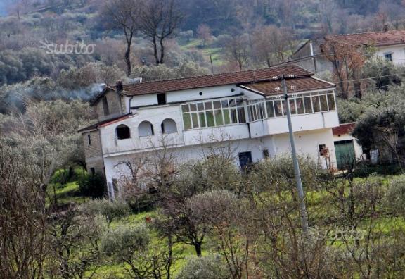 Casale colonico con pertinenze e terreno