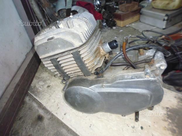 Motore amf harley davidson 175 epoca