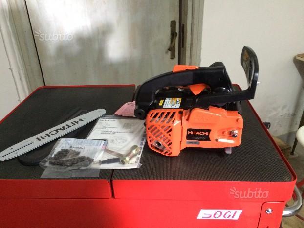 Motosega Hitachi CS 25 E (S)