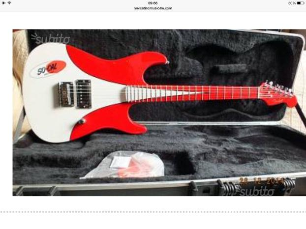 Fender stratocaster limited edition SO-CAL