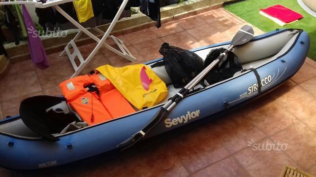 Canoa kayak Sevylor scirocco