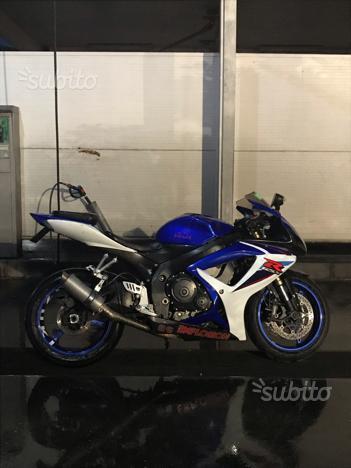 Suzuki gsx r 600 k7