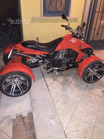 Quad racing f1 GV da vetrina