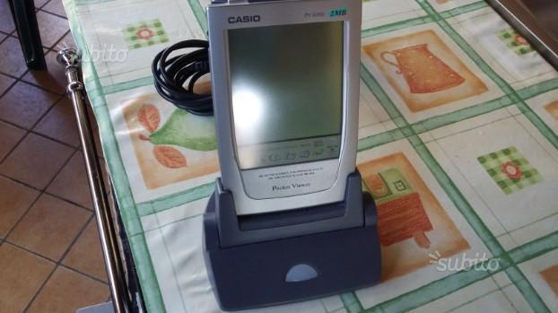 Agenda elettronica Casio