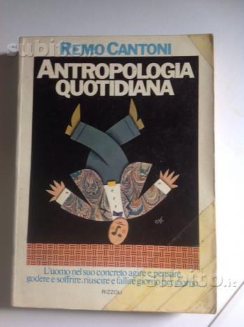 Antropologia quotidiana - Rizzoli 1973