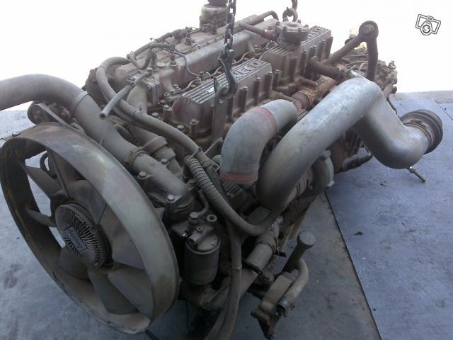 Motore Iveco Eurotech E30 - 8460.41C