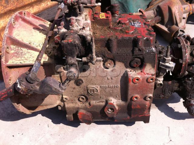 Cambio iveco 159.17- ZF 5S50