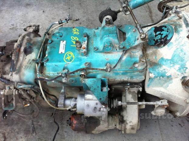 Cambio Scania 142
