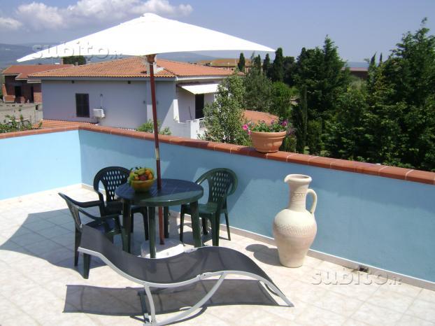 Sardegna case vacanza Coste del Sinis