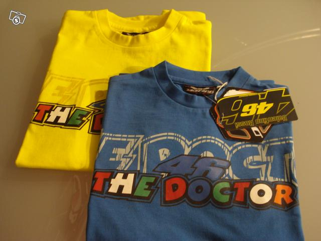 T-shirt kid The Doctor 46
