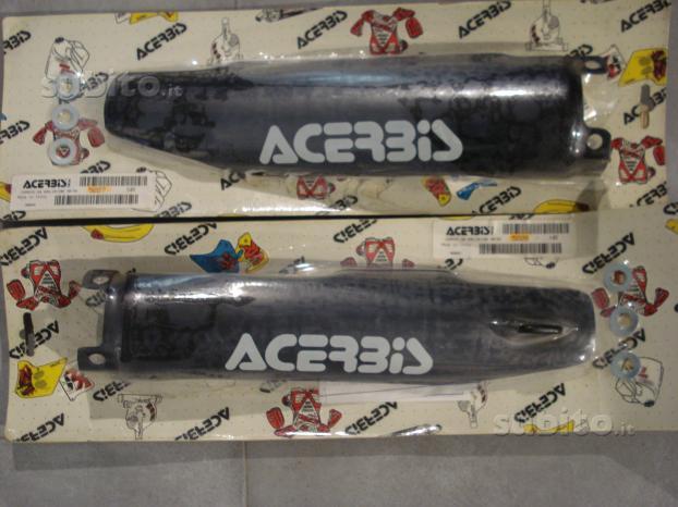 Parasteli Acerbis per Honda CR/CRE neri