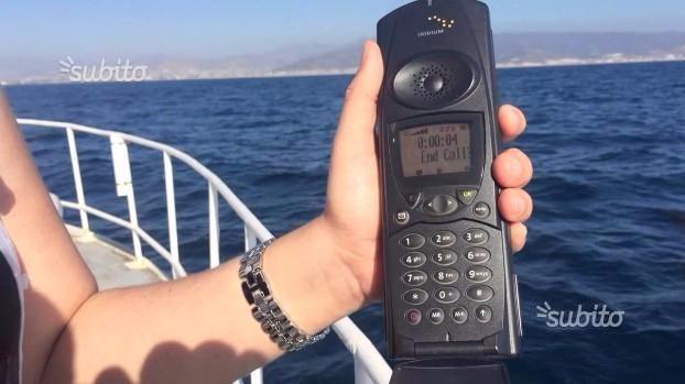 Telefono satellitare motorola 9500 IRIDIUM