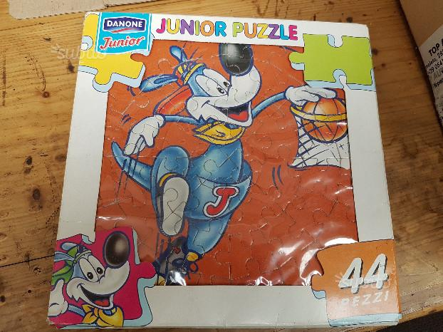 Puzzle rotondo