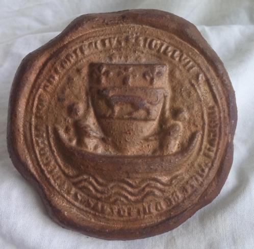 Heraldiek Victorians wapen