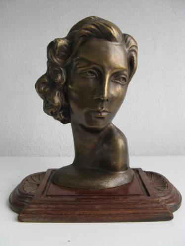 meisje Jugendstil ca 1920