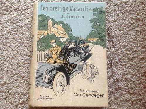 Een prettige Vacantie, Johanna, 3e druk 1918.