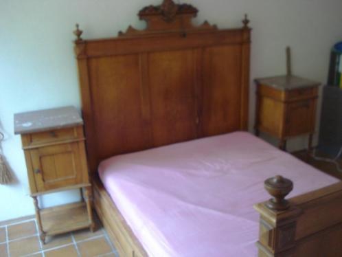 antiek bed
