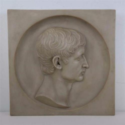 Plaquette met afbeelding uit de Oudheid (2)