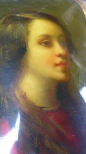 Bol damesportret (2)