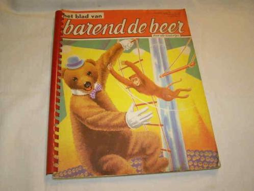 Het blad van Barend de beer nr 15 1966 (A17 100) H