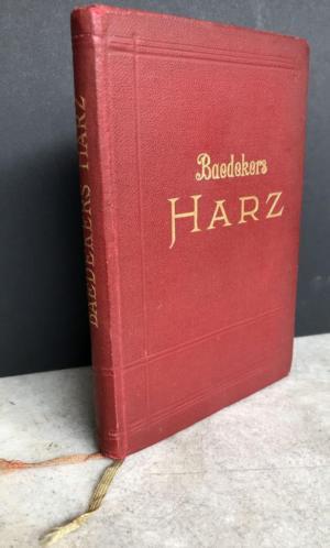 Baedekers Harz (1925)