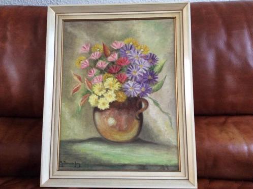 schilderijen van de Larense schilderes M Sterre de Jong