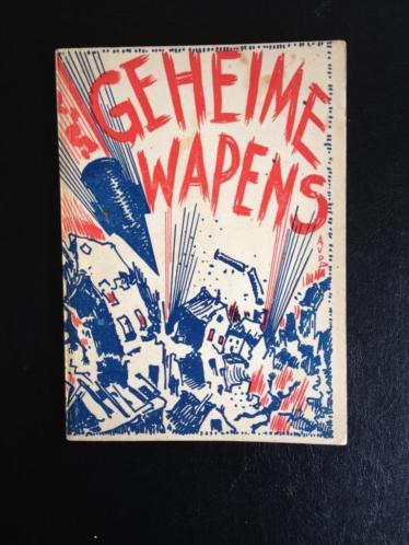 Geheime Wapens - Forthaas, J.C. - V2, Atoombom, Kamikaze