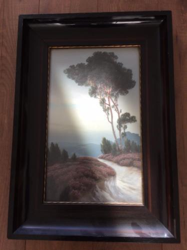 schilderij Carl Kenzler