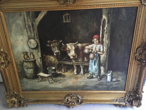 Schilderij Jacques van Mourik