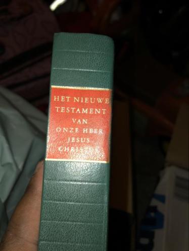Bijbels en boeken