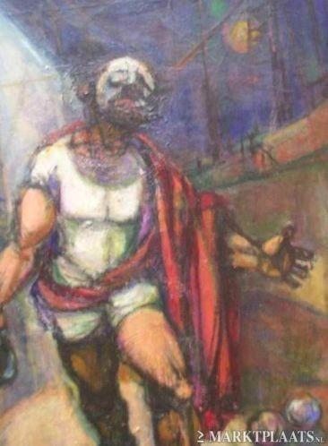 =George Ratkai 1907-1999==in de circus====USA=40er jaren===