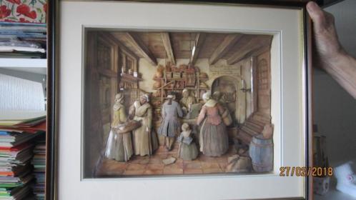 Schilderijen Anton Pieck