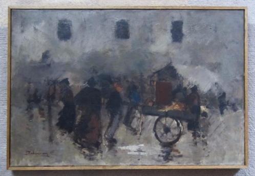 ======Jan Rijlaarsdam 1911-2007===op de markt=======
