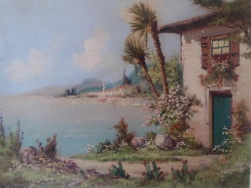 A.J ZWART (1903-1981), Cote d'Azur, Frankrijk