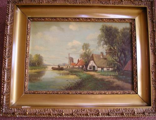 Schilderij (Landschap)