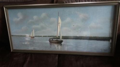 Schilderij C Meertens