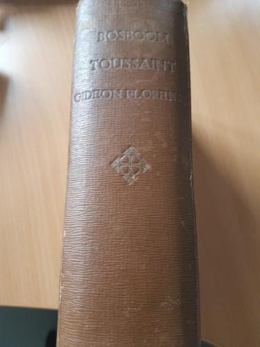 Gideon Florensz door A.L.G. Bosboom Toussaint +/- 1900