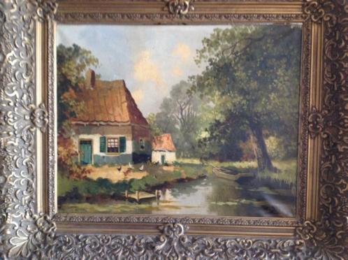 W. van Dam 70 x 60 cm
